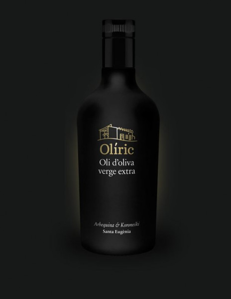 Olíric Koroneiki Verge Extra Ecològic 500 ml