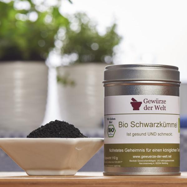 Bio Schwarzkümmel
