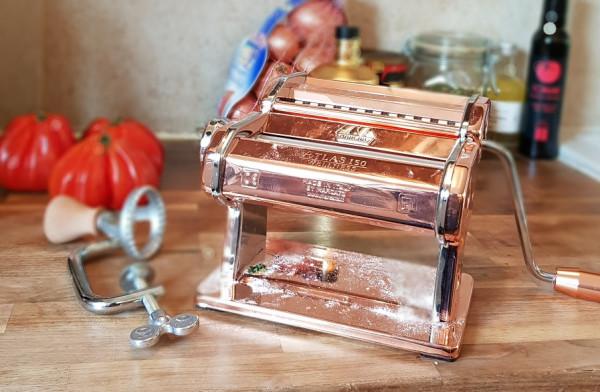 Pastamaschine Atlas 150 in Copper bronze