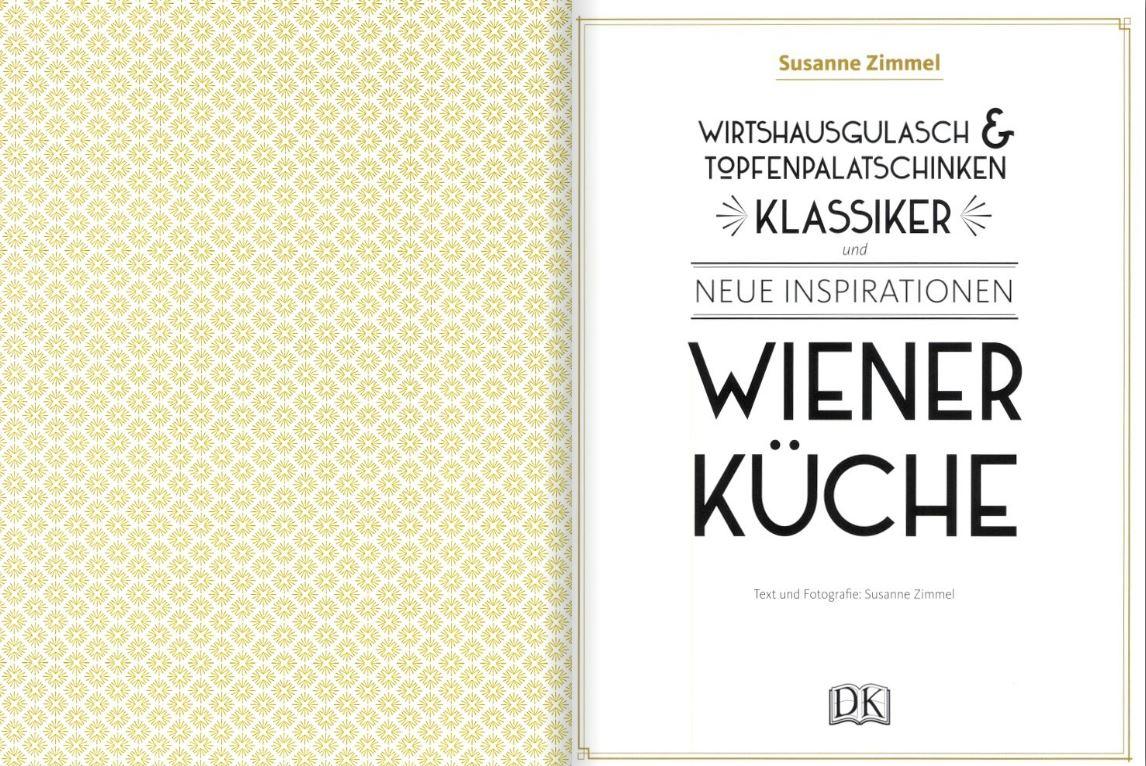 ... Vorschau: Buch Wiener Küche   Klassiker Und Neue Inspirationen ...