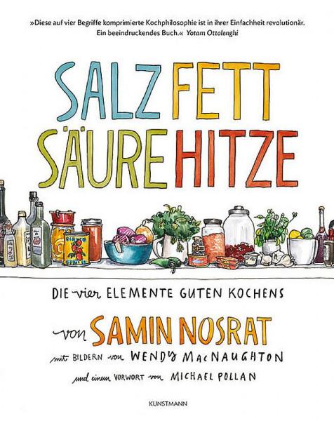 Buch Salz Fett Säure Hitze