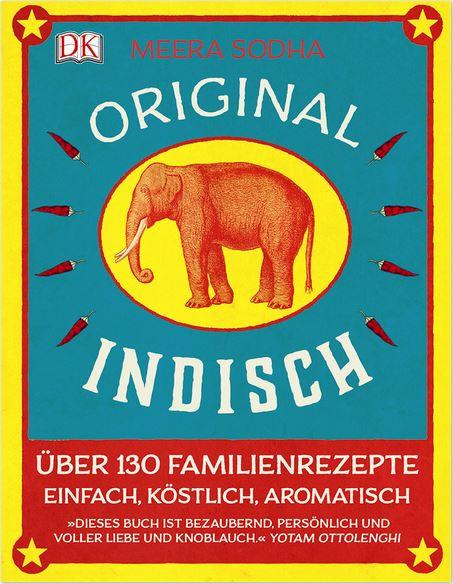 Buch Original Indisch