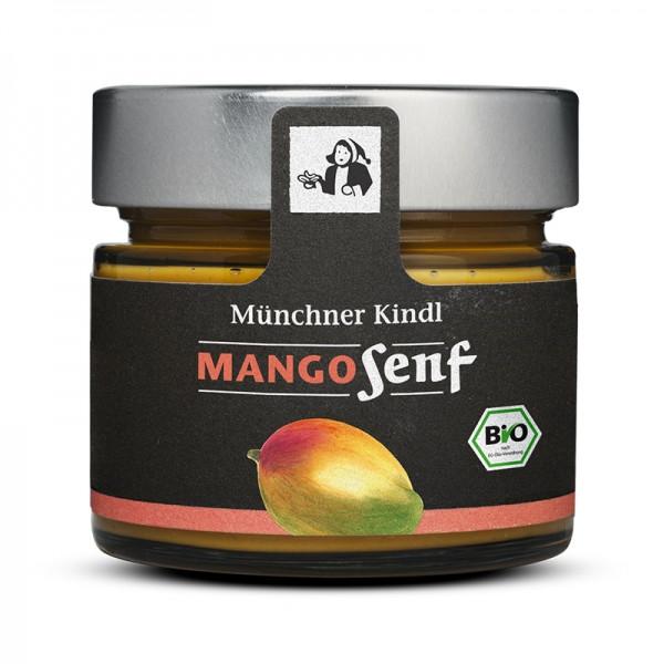Münchner Kindl Bio Mangosenf