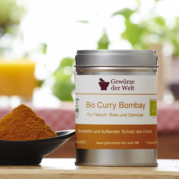 Bio Bombay-Curry