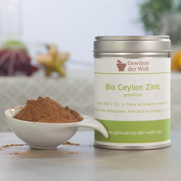Bio Ceylon-Zimt