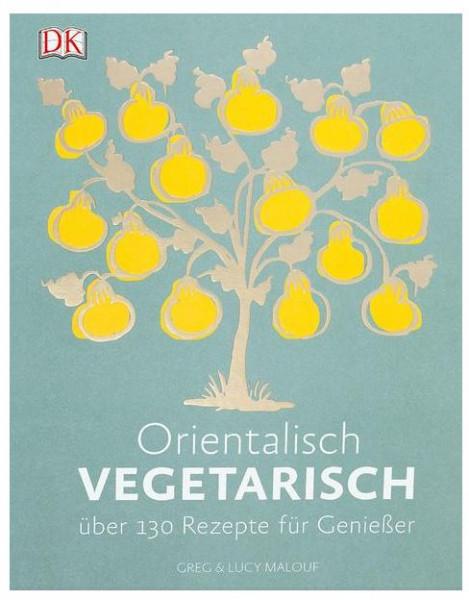 Buch Orientalisch Vegetarisch