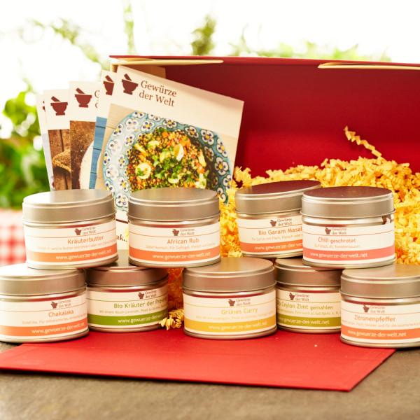 Geschenkset Vegetarische Küche