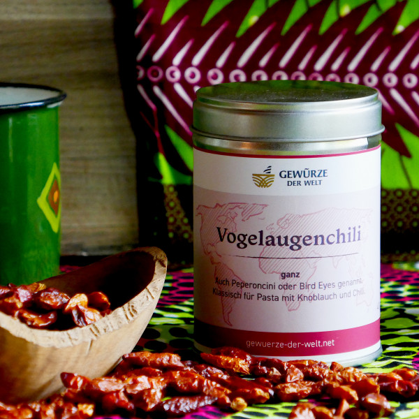 Vogelaugenchili (Peperoncini)