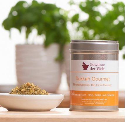Dukkah-Gourmet