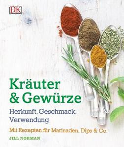 Buch Kräuter & Gewürze