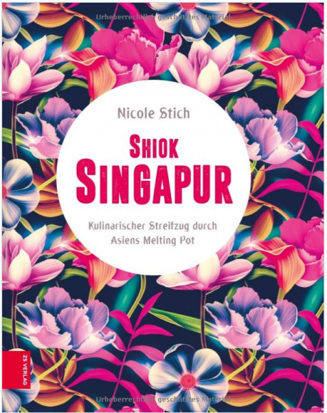 Buch Shiok Singapur