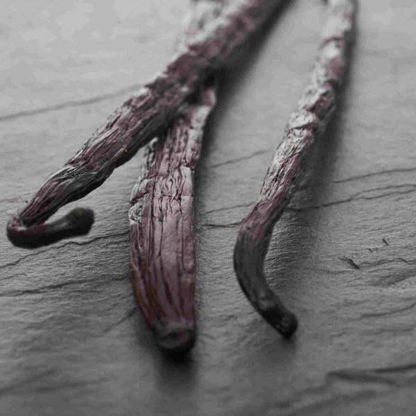 Bourbon-Vanilleschoten 2 Stk. aus Madagaskar