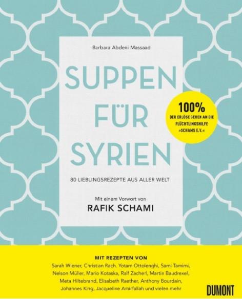Buch Suppen für Syrien