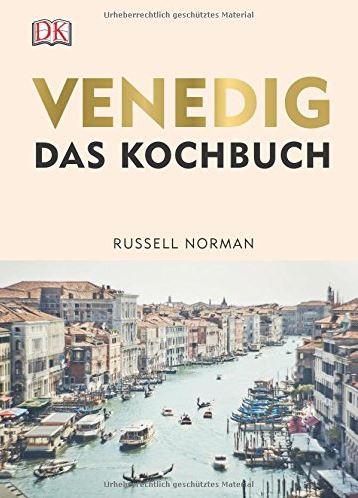 Buch Venedig - das Kochbuch