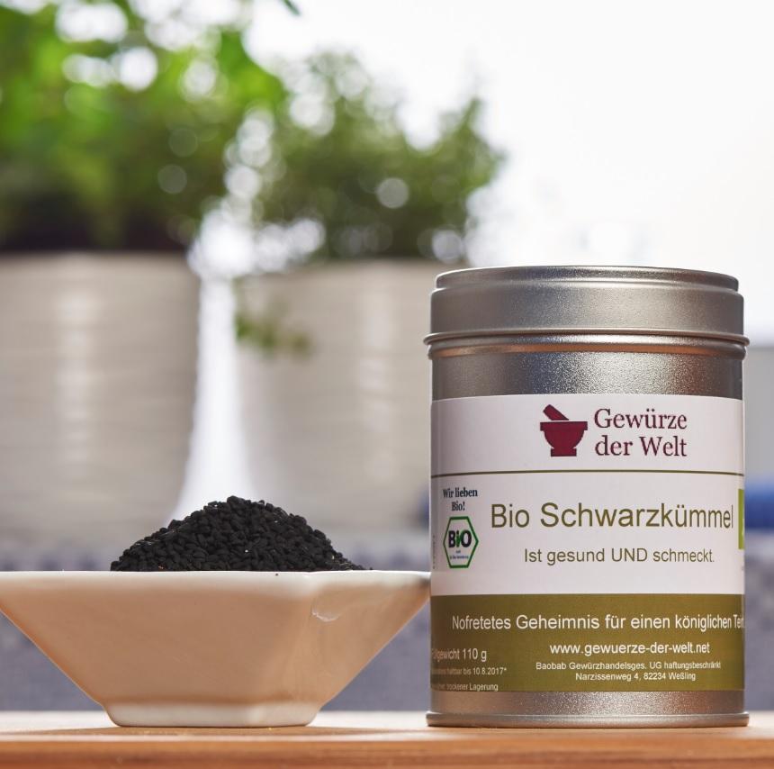 Bio-Schwarzk-mmel