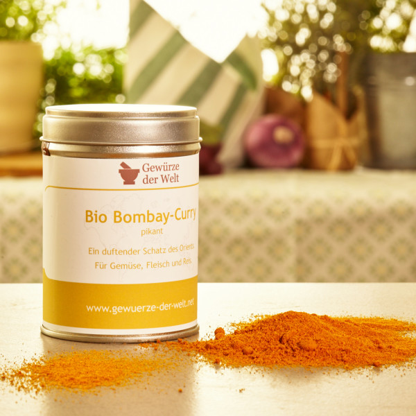Bio Bombay-Curry