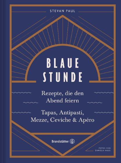 Buch Blaue Stunde