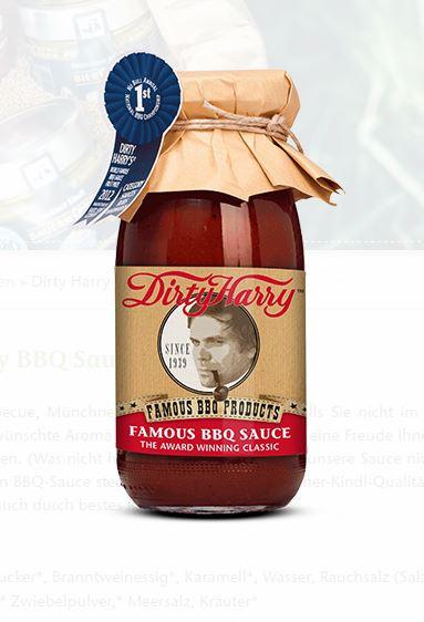 Münchner Kindl Bio Famous BBQ Sauce