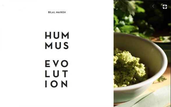 Buch Hummus Evolution