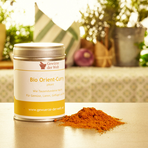 Bio Orient-Curry