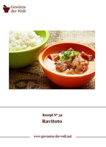 Rezeptkarte N°32 Ravitoto